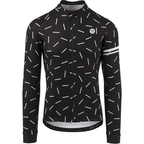 AGU Hail LS Jersey Men black/white